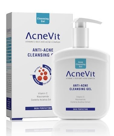 AcneVit Anti-Acne Cleansing Gel – 200ml-0