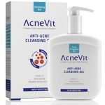 AcneVit Anti-Acne Cleansing Gel – 200ml
