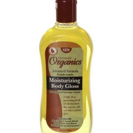 Organic Moisturizing Body Gloss