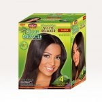 African Pride Olive Miracle By 4 Complete Touch Ups Super