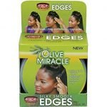 African Pride Olive Miracle Silky Smooth Edges