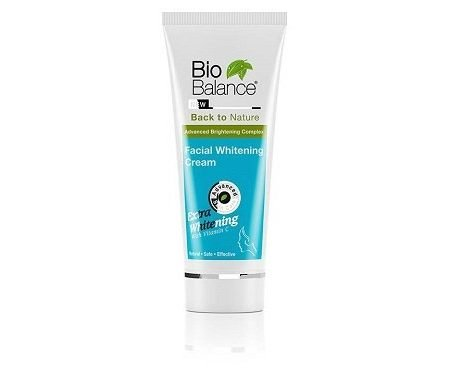 Bio Balance Facial Whitening Cream
