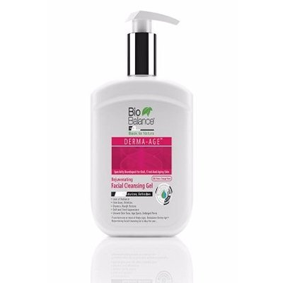 Bio Balance Derma Age Rejuvenating Facial Cleansing Gel
