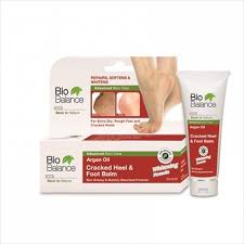 Bio Balance Argan Oil Cracked Heel & Foot Balm
