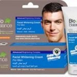 Bio Balance Facial Whitening Cream For Men