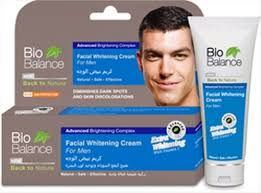 Bio Balance Facial Whitening Cream For Men-791