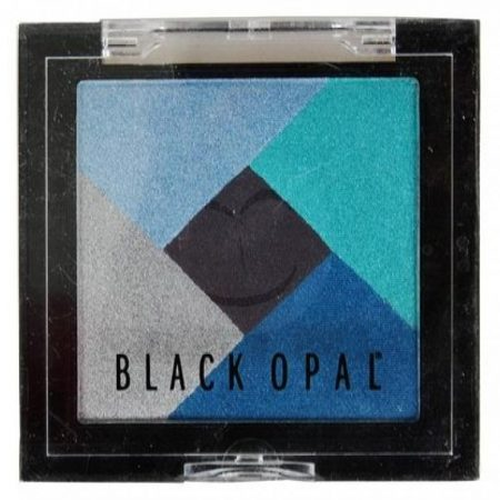 Black Opal 5 in1 Mosaic Eye Shadow Carribean Blue-0
