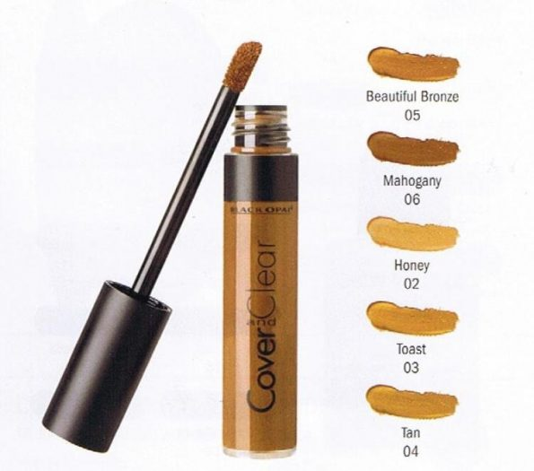 Black Opal Cover & Clear Concealer – Tan-0