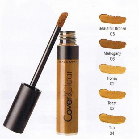 Black Opal Cover & Clear Concealer - Honey -0