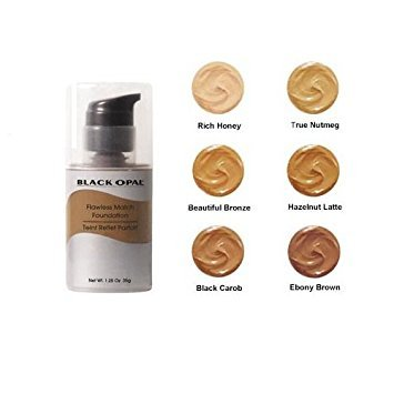 Black Opal Flawless Match Foundation Black Carob-0