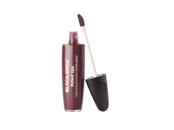 Black Opal Patent Lips Liquid Lipstick – Caramel Mousse-1004