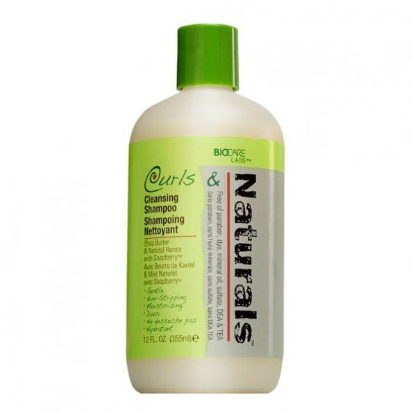 Curls & Naturals Cleansing Shampoo-0
