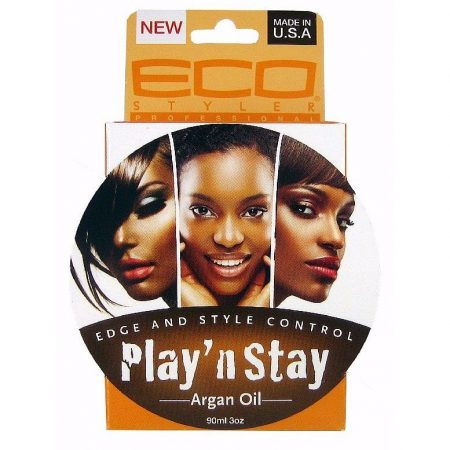 Eco Styler Play N Stay Edge & Style Control Argan Oil Pomade-0