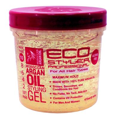 Eco Styler Moroccan Argan Oil Styling Gel 12oz-0