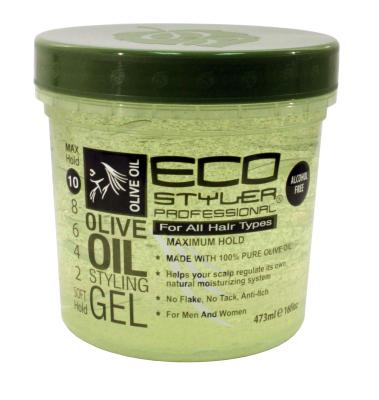 Eco Styler Olive Oil Styling Gel 8oz-0