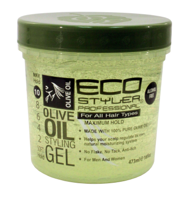 Eco Styler Olive Oil Styling Gel 16oz-0