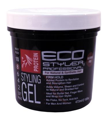 Eco Styler Protein Styling Gel 12oz-1459