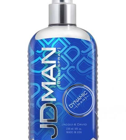 JD Man Dynamic Body Spray