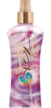 Jacqui's & David's Love Spray Pure Desire-0