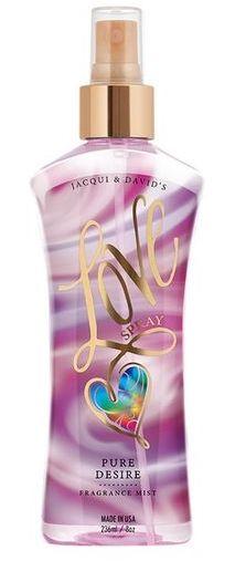 Jacqui's & David's Love Spray Pure Desire-0
