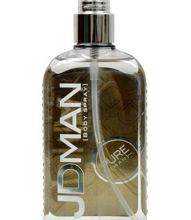 JD Man Pure Body Spray-0