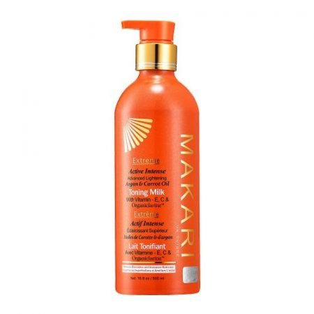 Makari Extreme Carrot & Argan Oil Toning Milk 500ml-0