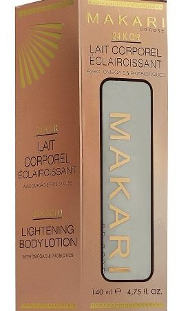 Makari 24K Gold Beauty Milk