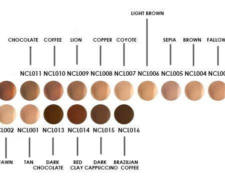 Nicka K HD Concealer – Brazillian Coffee
