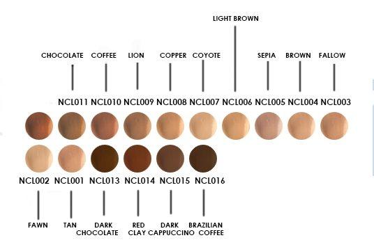 Nicka K HD Concealer - Tan-0