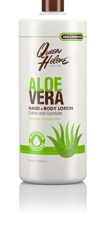 Queen Helene Aloe Vera Hand & Body Lotion-0