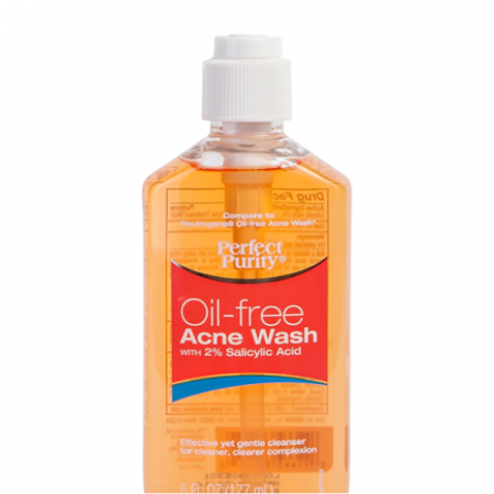 Perfect Purity Oil-Free Acne Wash with 2% Salicylic Acid