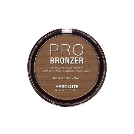 Absolute Newyork Pro Bronzer Palette- Light-0