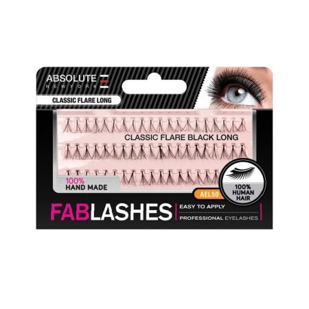 Absolute New York Classic Flare Black Long Fablashes- AEL 50-0