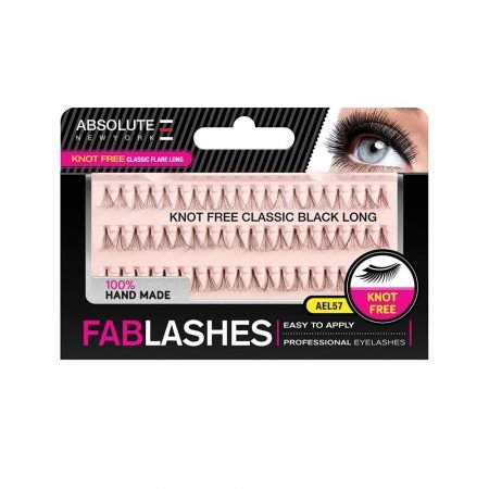Absolute New York Classic Flare Black Long Fablashes- AEL 57-0
