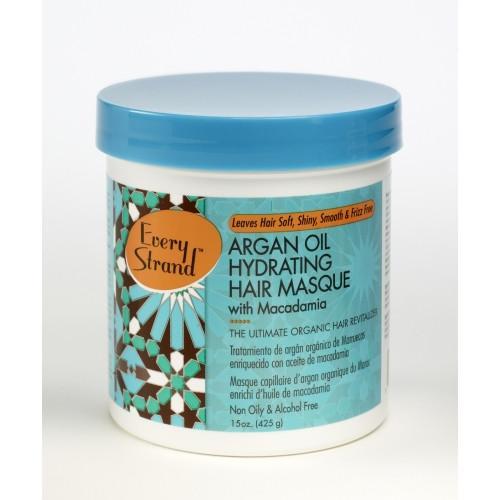 Every Strand Argan Oil Hydrating Hair Masque-0