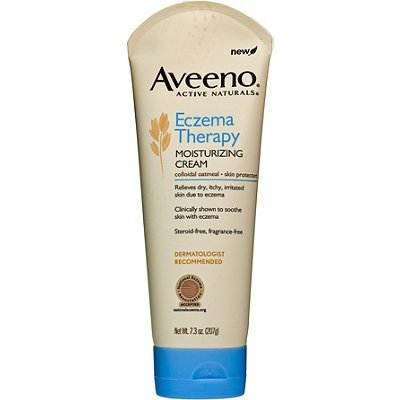 AVEENO Eczema Therapy Cream-0