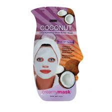 Beauty Treats ULTRA HYDRATING COCONUT & SHEA BUTTER MASK-0