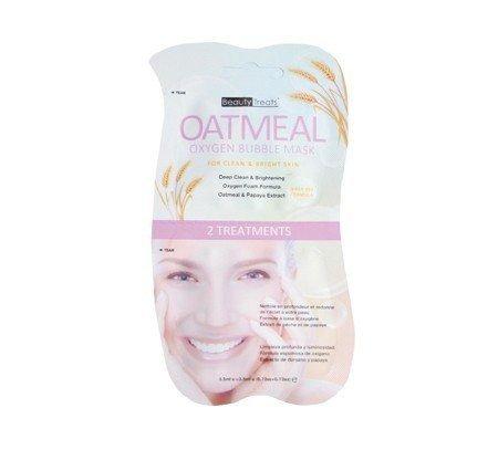 Beauty Treats OATMEAL OXYGEN BUBBLE MASK-0