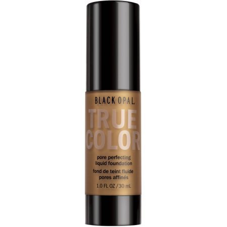Black Opal TRUE COLOR PORE PERFECTING LIQUID FOUNDATION - AU CHOCOLATE-0
