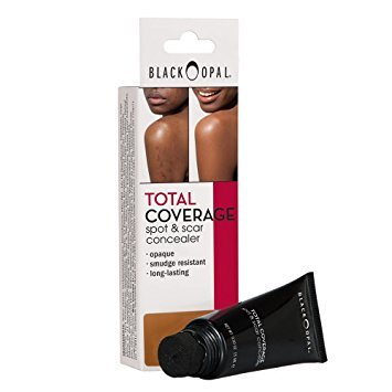 Black Opal TOTAL COVERAGE FACE & BODY CONCEALER - HAZELNUT-0