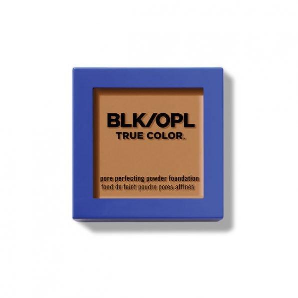 BLK/OPL TRUE COLOR PORE PERFECTING POWDER FOUNDATION - HAZELNUT-0