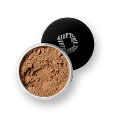 BLK/OPL TRUE COLOR SOFT VELVET FINISHING POWDER - DARK-0