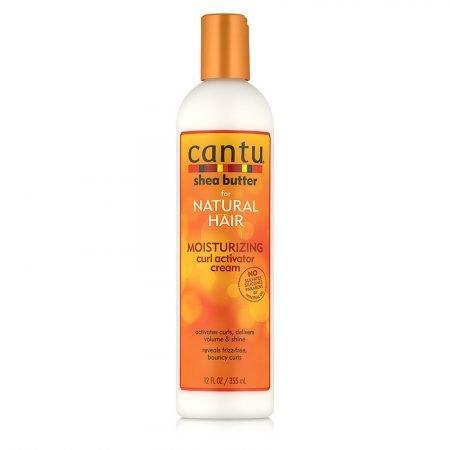 Cantu Shea Butter Moisturizing Curl Activator Cream-0