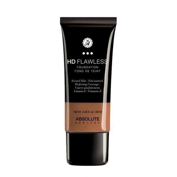 Absolute New York HD Flawless Fluid Foundation - Chestnut-0