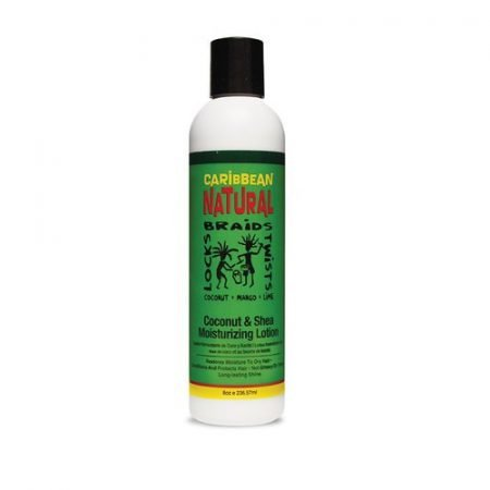 CARIBBEAN NATURAL COCONUT & SHEA MOISTURIZING LOTION-0