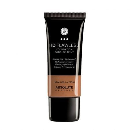 Absolute New York HD Flawless Fluid Foundation - Coffee-0