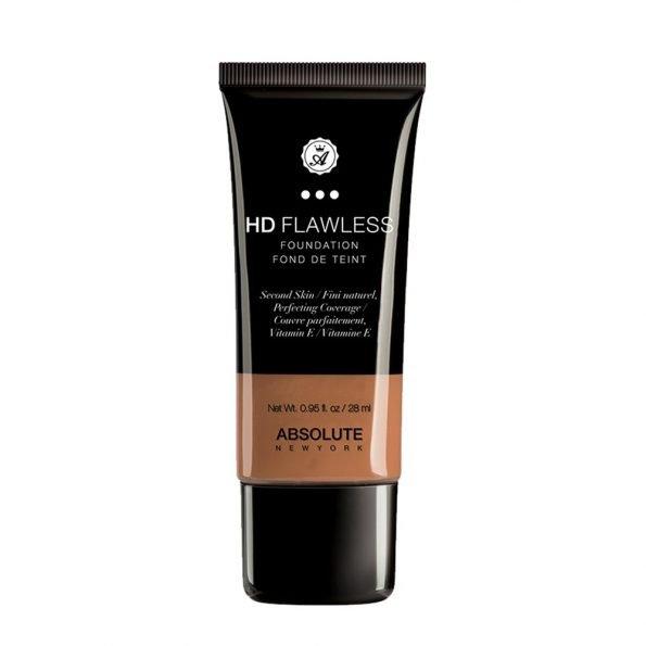 Absolute New York HD Flawless Fluid Foundation - Coffee-0