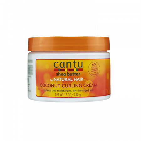 Cantu Shea Butter Coconut Curling Cream-0
