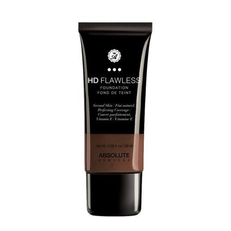 Absolute New York HD Flawless Fluid Foundation - Espresso-0