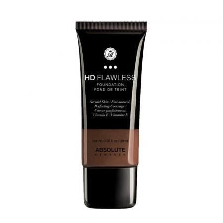 Absolute New York HD Flawless Fluid Foundation - Fudge-0